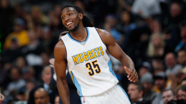 Kenneth Faried Rumored To Be Working Out With The Los Angeles Lakers This Week
