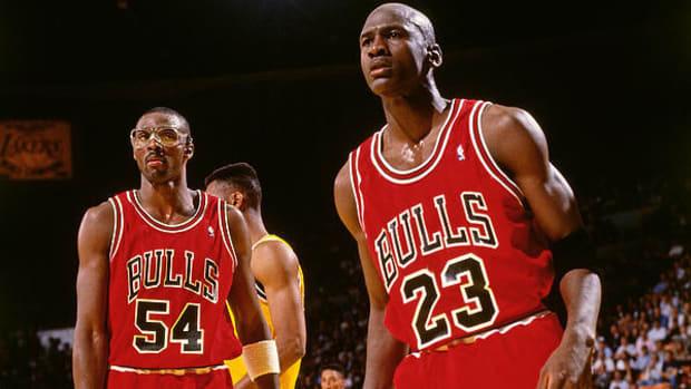 Horace Grant Blasts Michael Jordan: 'Lie, Lie, Lie... MJ Is A Snitch'