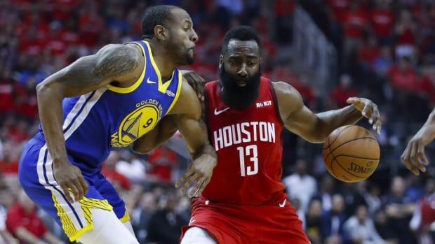 Rockets Hoping To Trade For Andre Iguodala