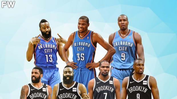 How The Brooklyn Nets Can Re-Create The Oklahoma City Thunder Squad