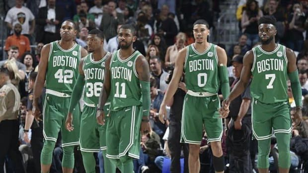 NBA Power Rankings: The Celtics Are Unstoppable