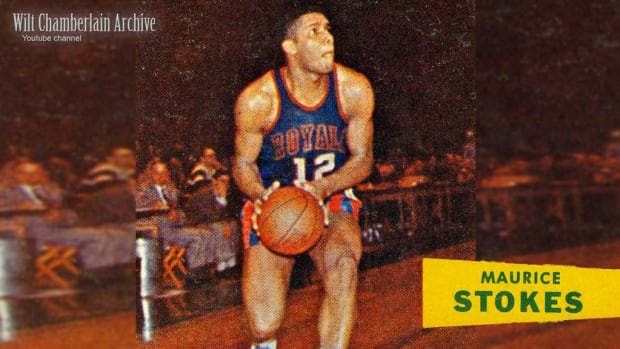 Maurice Stokes Tribute