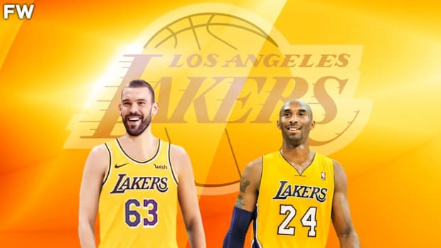 Marc Gasol Kept His Promise To Kobe Bryant: 'Hang In There For A Couple Of Years, Then Come Over To Us.'