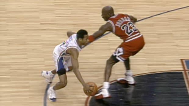 NBA Crossovers