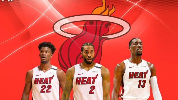 NBA Rumors: Kawhi Leonard Could Sign for The Miami Heat Next Season, If He Decides To Leave The Clippers