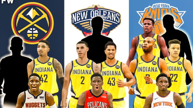 NBA Rumors: 5 Best Packages The Indiana Pacers Can Get For Victor Oladipo