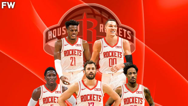 5 NBA Players That Can Help James Harden And The Houston Rockets This Season