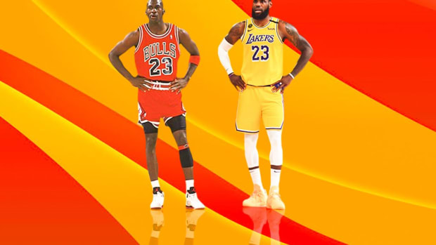 """Mark Cuban On LeBron James And Michael Jordan: """"If I want a killer who can make the shot at the end of the game, I'll choose MJ. If I want someone who will make everyone on the team better, I'll choose LeBron."""""""