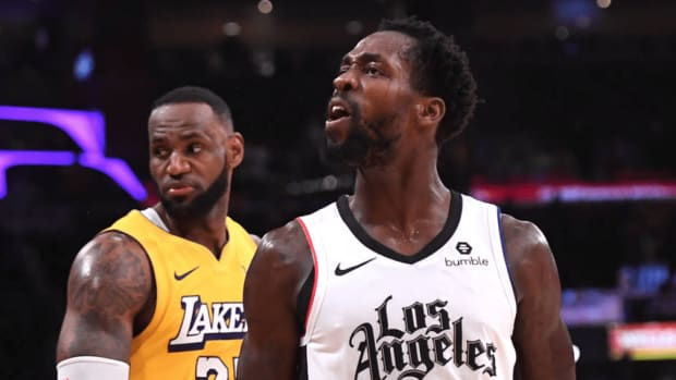 Before This Season, Patrick Beverley Told LeBron James And Stephen Curry Their Time Was Over