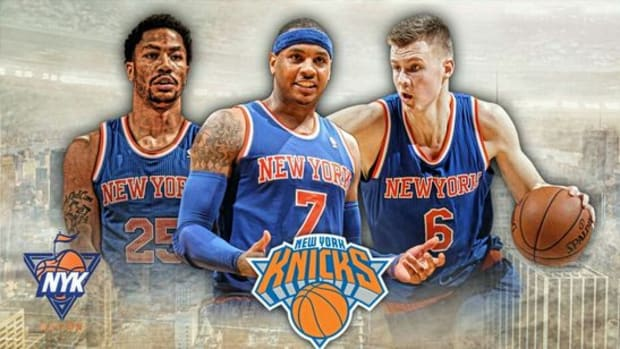 New York Knicks Triangle Offense