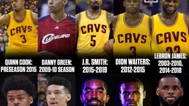 Credit: Basketball Insider