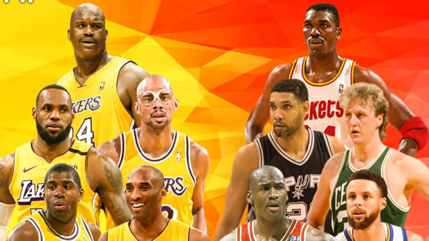The Game Everyone Wants To Watch: All-Time Lakers Superteam vs. All-Time Non-Lakers Superteam