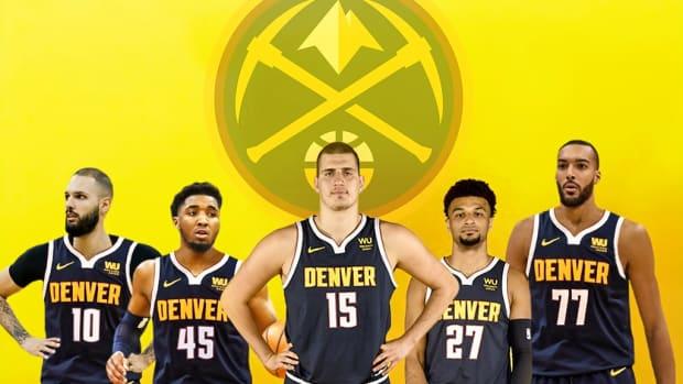 Denver Nuggets Superteam: If Every NBA Player Returned To Their Original Team