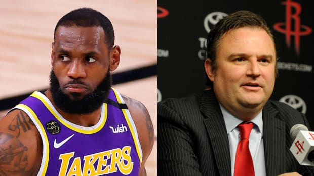 Jared Dudley Explains Why LeBron James Criticized Daryl Morey's Tweet Attacking China