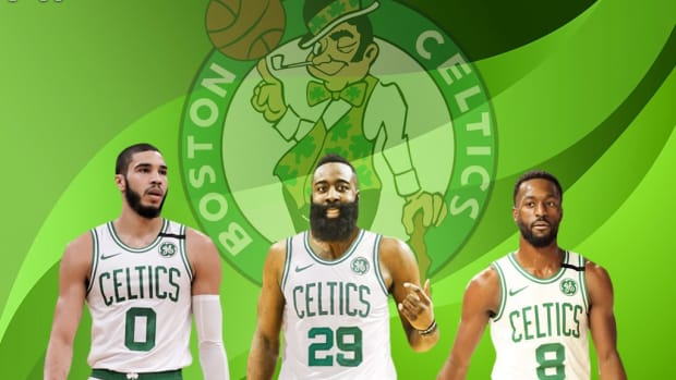 The Reasons Why James Harden Wouldn't Be A Good Fit For The Boston Celtics, Jayson Tatum And Kemba Walker