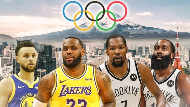 The Olympic Games In Tokio Could Be Canceled: The Last Chance For LeBron, Curry, Durant, And Harden