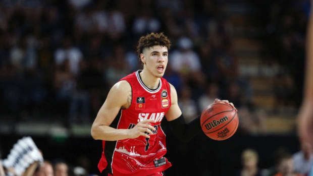 LaVar Ball On If LaMelo Would Come Off The Bench: 'Michael Jordan Didn't Come Off The Bench'