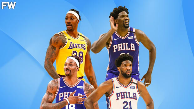 """Dwight Howard's Two Different Statement On Joel Embiid When They Played Against Each Other And When They Became Teammates: 'Joel Embiid Makes You Want To Choke Him Because He Flops So Much"""""""