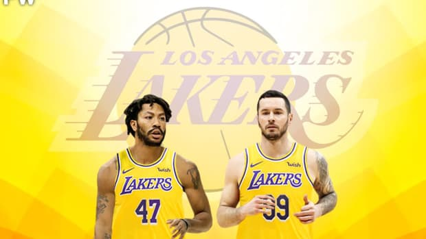 Derrick Rose And JJ Redick Are The Perfect Targets For The Los Angeles Lakers