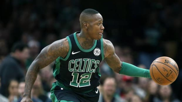 Charlotte Hornets Sign Terry Rozier Via Sign-And-Trade