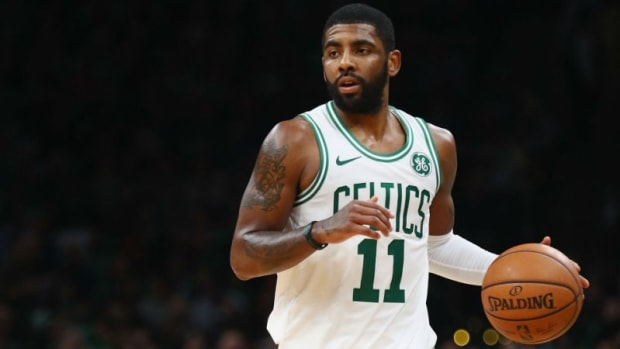 Kyrie Irving Explains Why He Signed With Brooklyn Nets