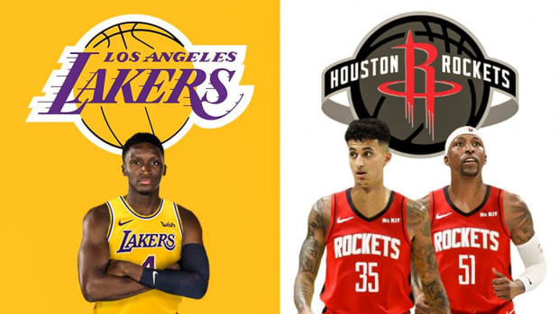 NBA Rumors: Los Angeles Lakers Could Land Victor Oladipo For Kyle Kuzma And Kentavious Caldwell-Pope
