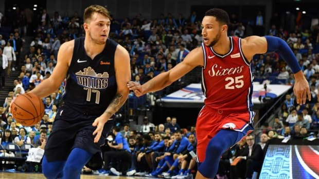 Luka Doncic Says It's Easier To Score In The NBA Than In Europe