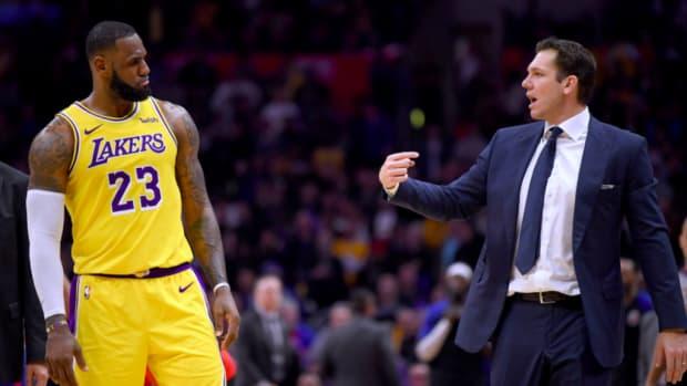 Walton, Lakers