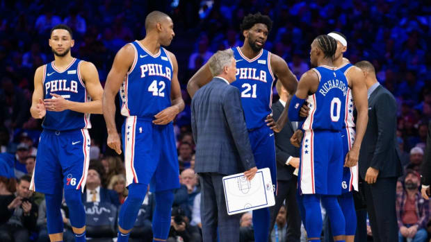 Philadelphia 76ers Reportedly Open To Trade Talks If They Hire Mike D'Antoni As Head Coach