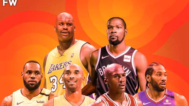 Players With Multiple Finals MVPs And An All-Star MVP In NBA History (2)