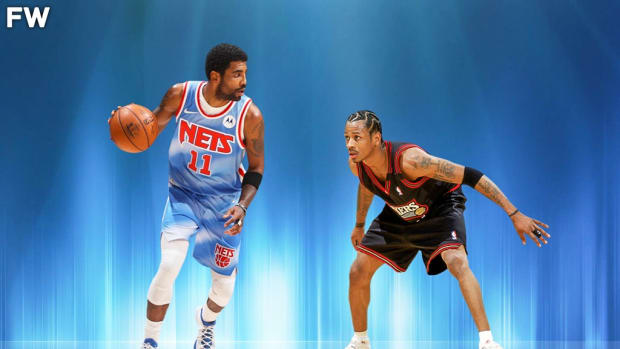 """Steve Nash Says Kyrie Irving Is More Skilled Than Allen Iverson: """"I Think Kyrie Is More Skilled. I Think Allen Was Different. Allen Was Electrifying In A Different Way."""""""