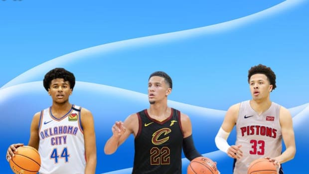 The Contenders For The 2021 No. 1 Draft Pick: Cavaliers, Thunder, And Pistons