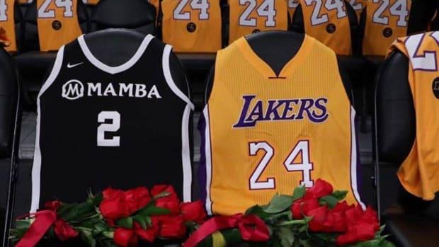 (via Los Angeles Lakers)