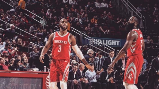 Week 10 NBA Power Rankings: The Rockets Are Unstoppable
