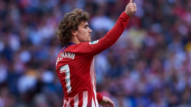 Barcelona's Boss Admits Griezmann Talks Are 'Ongoing', The Team Will Meet Relegation Clause