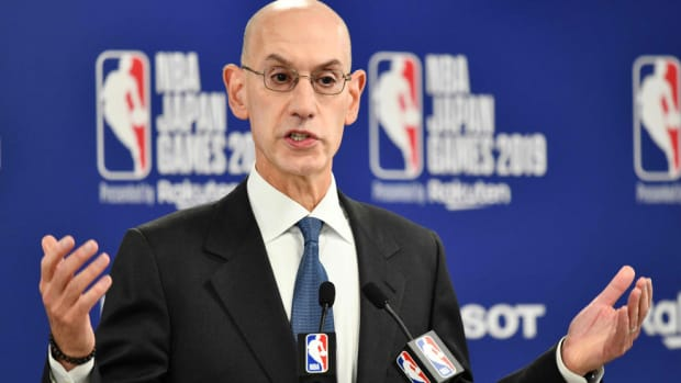 Adam Silver Says Next Season May Not Start Until At Least January 2021
