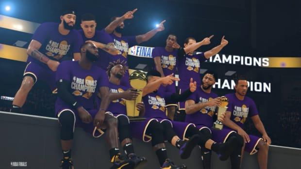 Credit: NBA 2K