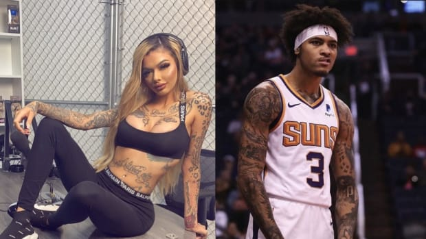 Kelly Oubre Jr. Accused Of Having A Three-Way And Cheating On Girlfriend With Instagram Model