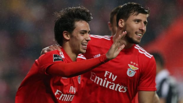 Man. Utd. Starts Negotiation With Benfica Starlet, Prepares To Pay £120m Relegation Clause