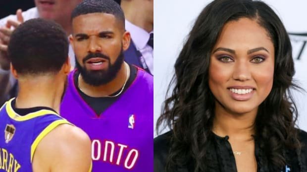 Drake Likes Ayesha Curry' Instagram Photo, She Responds After Drake Trolls Stephen Curry