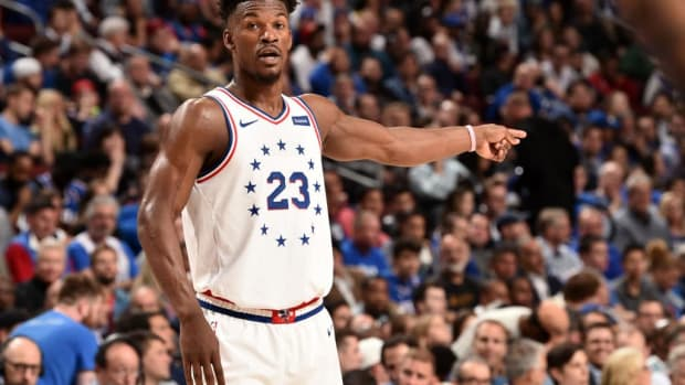 NBA Rumors: NBA Executives Believe Rockets Are 'Better Off' Without Jimmy Butler
