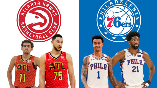 NBA Rumors: Atlanta Hawks Could Acquire Ben Simmons For Package Centered On John Collins, Per 'Bleacher Report'