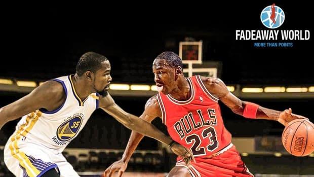 Michael Jordan vs. Kevin Durant