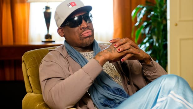 Top 10 Ex-NBA Players And Where Are They Now Dennis Rodman