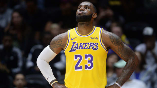 LeBron James' Basketball Double For Space Jam 2 Revealed