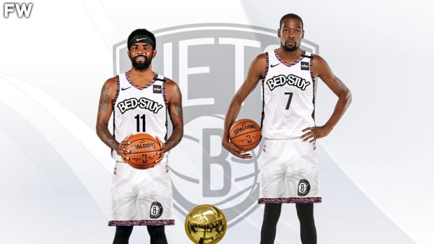 3 Reasons Why The Brooklyn Nets Will Win The 2021 NBA Title With Kevin Durant And Kyrie Irving