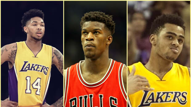 NBA 2017: The Best Targets For Los Angeles Lakers This Offseason