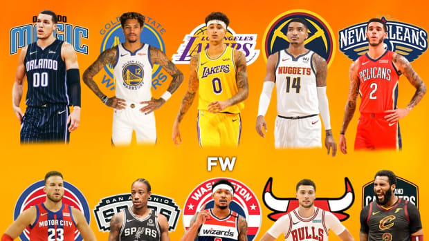 One Player That Could Be Traded From Each NBA Franchise