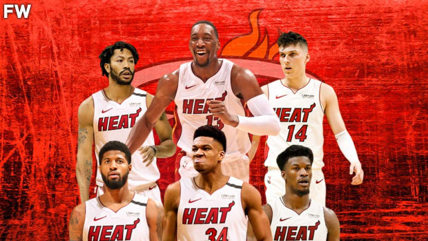 Miami Heat Could Create The Most Powerful Team In 2021: The Unbeatable 6