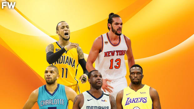 15 NBA Players Who Are Earning A Lot Of Money Without Playing